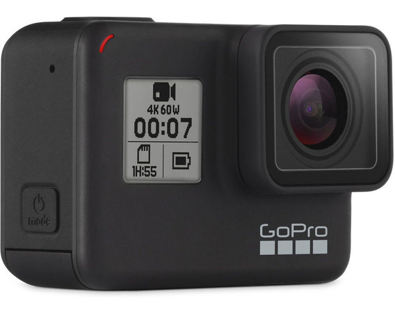 Câmera Digital Gopro Hero 7 Black Chdhx-701-lw