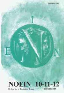 Revista Noein 10-11-12 - Fundación Decus
