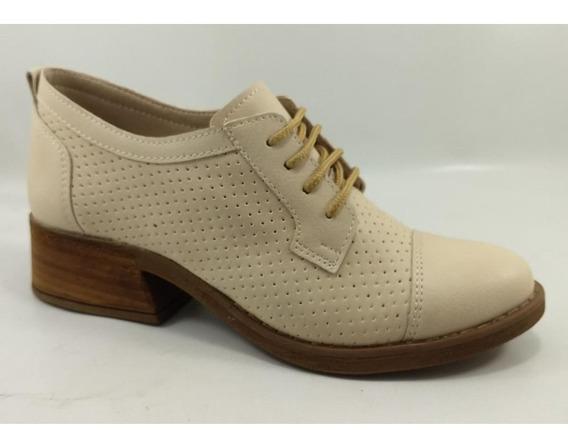 Zapatos Texanos Mujer Picado Cordon Folia Mia 97 Savage 2020