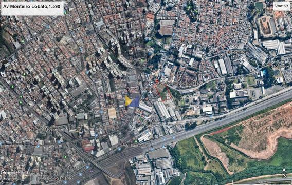 Terreno Para Alugar, 12200 M² Por R$ 50.000,00/mês - Macedo - Guarulhos/sp - Te0011