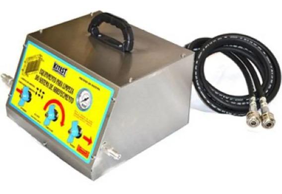 Maquina De Troca E Limpeza Do Liquido De Arrefecimento