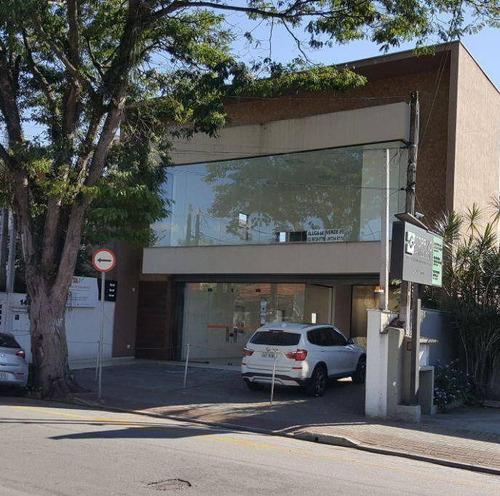 Imagem 1 de 9 de Ponto Comercial Para Venda E Locação, Vila Adyana, São José Dos Campos. - Pt0070