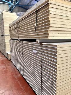 Paneles Frigorificos Poliuretano 60 Mm. X M2 - Costan Ar