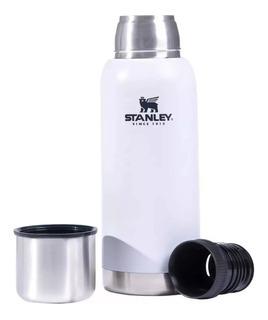 Termo Stanley 1 Lt Adventure Acero Cebador Polar New 2020