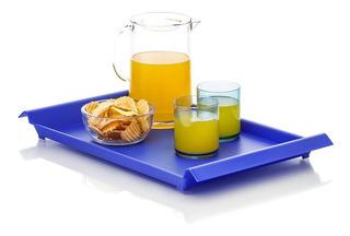 Bandeja Mesa Desayuno Varios Colores Palermo O Centro