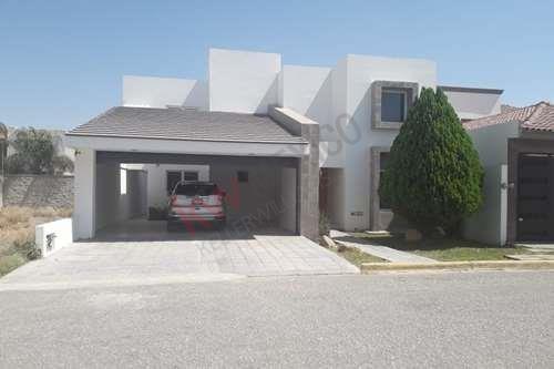 Casa En Renta, Residencial Los Fresnos, Torreón, Coahuila