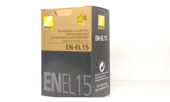 Bateria Nikon En-el15 D7000 D7100 D600 D800 E V1