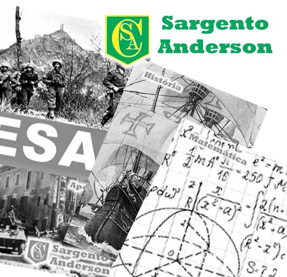 Apostilas Preparatório Escola De Sargentos Das Armas - Esa