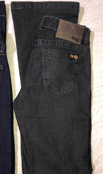 Calça Jeans Feminina Tng Tamanho 36