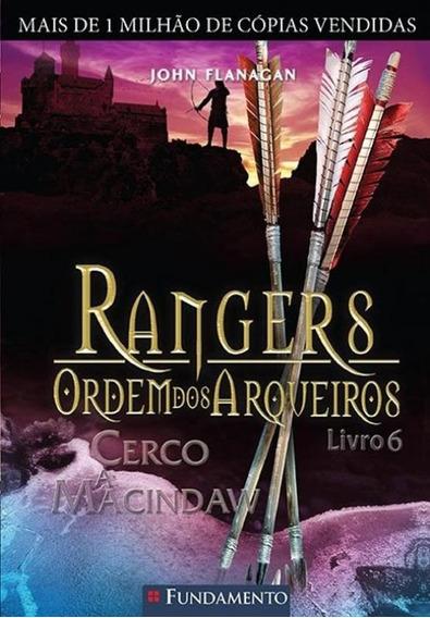 Rangers - Ordem Dos Arqueiros 6 - Cerco A Macindaw