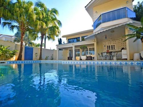 Casa Com 4 Dormitórios À Venda, 350 M² Por R$ 3.000.000,00 - Acapulco - Guarujá/sp - Ca0492