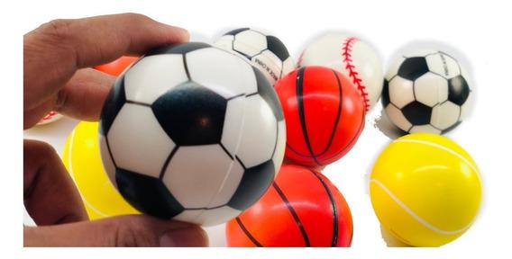 12 Pelotas Balon Juego Antiestres Piñata Mesh Ball