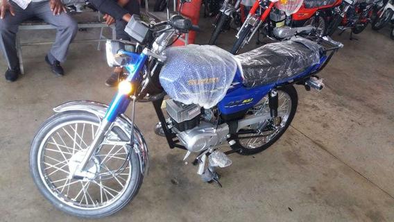 Sin Inicial Suzuki Ax 100. Nuevo
