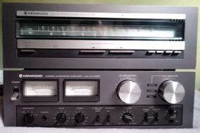 Amplificador Kenwood Ka 4055 + Tuner Kt 4133