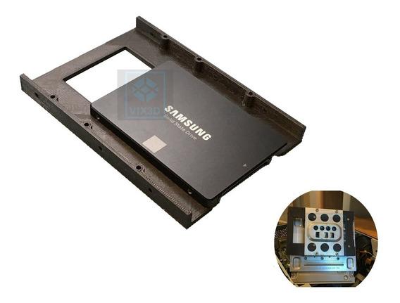Adaptador Hd Portátil Ssd 2,5 P 3,5 Servidores E Desktop Pc