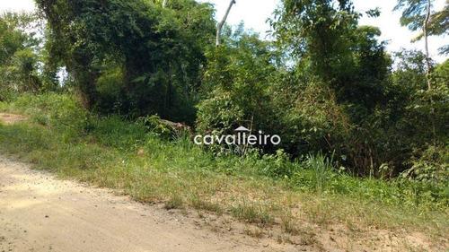 Terreno À Venda, 1000 M²  - Itaocaia Valley (itaipuaçu) - Maricá/rj - Te1364