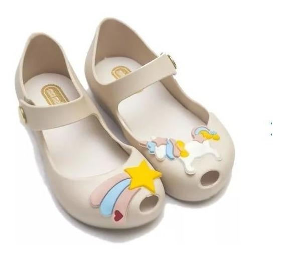 Sapatilha Baby Unicornio Tipo Melissa