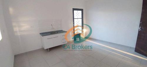 Imagem 1 de 17 de Sala Para Alugar, 20 M² Por R$ 850,00/mês - Picanco - Guarulhos/sp - Sa0017