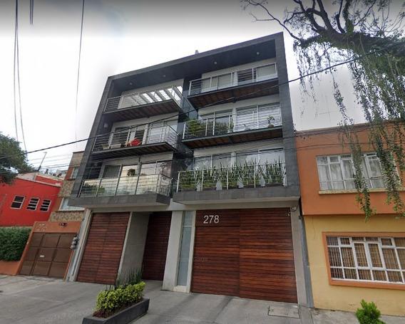 Departamento En Narvarte Oriente Mx20-ia9298