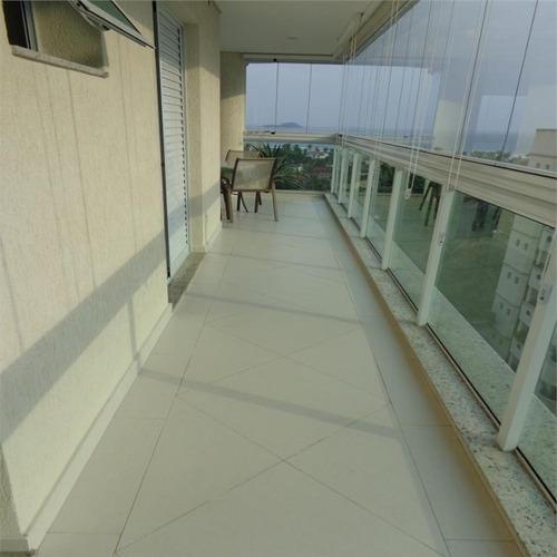 Apartamento Residencial À Venda, Enseada, Guarujá - Ap4332