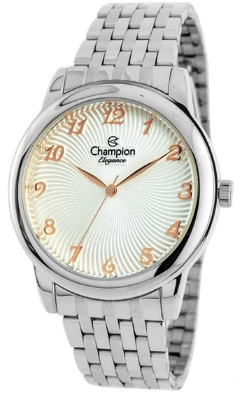 Relógio Champion Elegance Feminino Cn28455q