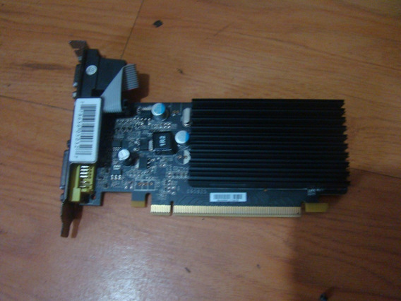 Placa De Video Pci-express 8400gs 512mb Xfx