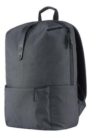 Mochila Xiaomi Mi Casual College Ideal P/ Notebook Laptop 15.6 Polegadas Escolar Trabalho Resistente A Água Unissex 18l