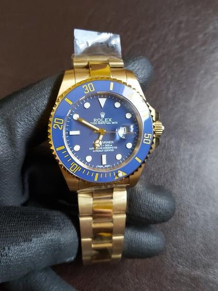 Relógio Gold Submariner