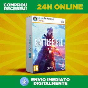 Battlefield 5 Pc + Dlc + Envio Na Hora 0 Segundo Offline