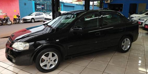 Gm Astra Sedan Comfort 2.0 Flex Completo Rodas Som Novissimo