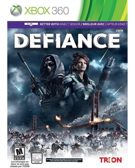 Defiance Xbox 360 Mídia Física Novo Lacrado Original