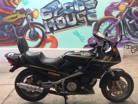 Yamaha Fj1200 89 Titulo Limpio Checala!!!!!!!!!!