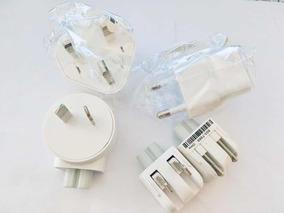 Kit Plug Apple Travel Adapter 5 Peças