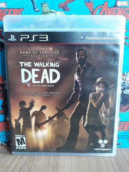The Walking Dead: The Complete First - Ps3