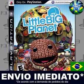 Littlebigplanet 1 Ps3 Midia Digital Envio Imediato