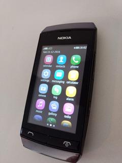 Nokia Asha 305 Dual Chip Funcionando