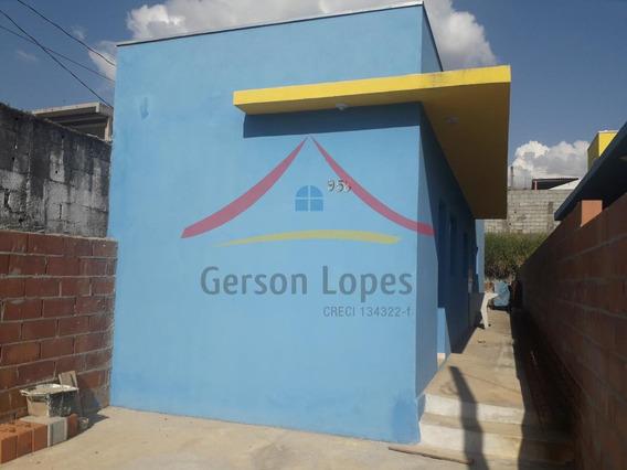 Casa Para Venda Em Francisco Morato, Recanto Feliz, 2 Dormitórios, 1 Banheiro, 2 Vagas - Ca0008_1-1449000