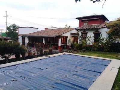 Casa Sola En Venta Col.maravillas Cuernavaca Mor Con Alberca