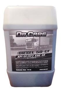 Aceite Paila Diesel 50-cf Dr Care Api Cf/cf2 19 Lts.