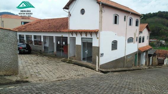 Prédio A Venda No Bairro Centro Em Carmo De Minas - Mg. - 312-1