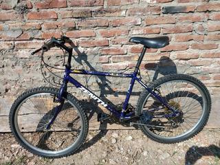 Bicicleta Zenith Rodado 24 Con Cambios
