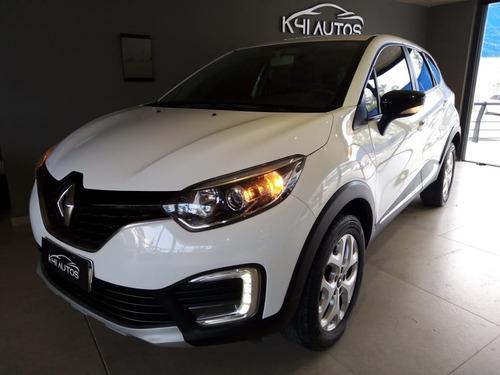 Renault Captur Zen 2.0 2017 Usada Impecable Contado Financia