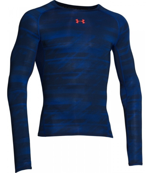 Sueter Under Armour Compression Heatgear Printed