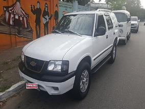 Blazer Executive 4.3 V6 /2000 - Aceito Troca