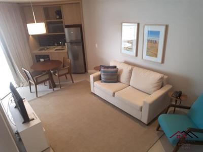 Flat - 1 Dormitório - Estanconfor - Pompéia Santos - 2319