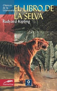 El Libro De La Selva, Rudyard Kipling, Edimat