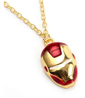 Colar Homem De Ferro - Iron Man
