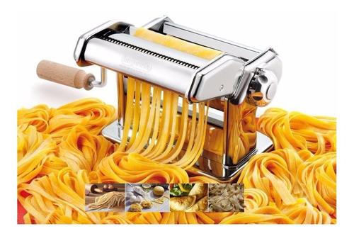 Maquina Para Hacer Pastas Acero 6 Graduaciones/envío Gratis
