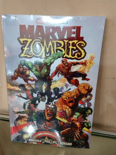 Marvel Zombies 1 Y 2 Marvel Cómics Grande Eventos Env Gratis