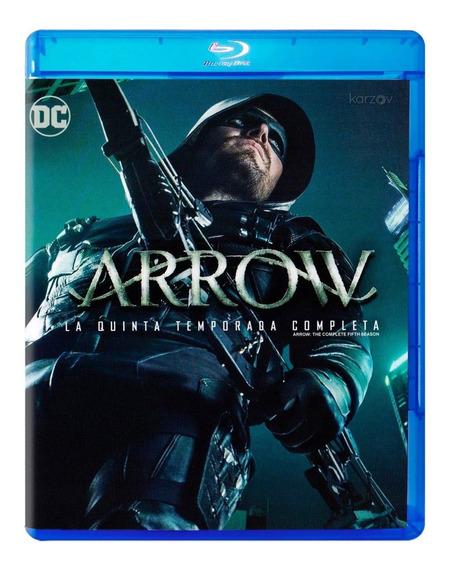 Arrow Quinta Temporada 5 Cinco Blu-ray